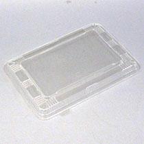 エフピコ T-箱弁 23-17 内嵌合IC蓋(OPET) 1パック(50個)