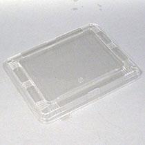 エフピコ T-箱弁 24-20 内嵌合IC蓋(OPET) 1パック(50個)