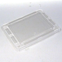 エフピコ T-箱弁 26-20 内嵌合IC蓋(OPET) 1パック(50個)