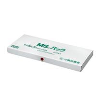 明光商会 シュレッダー用ゴミ袋 MSパック 透明 V-226C用 1パック(200枚)