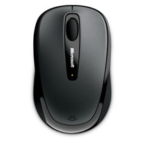 マイクロソフト Wireless Mobile Mouse 3500 BlueTrack for Business ユーロシルバー 5RH-00005 1セット(5個)