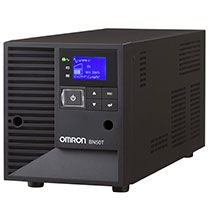 オムロン LCD搭載タワー型 ラインインタラクティブ UPS 500VA/450W BN50T 1台