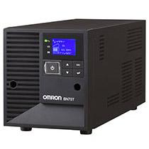 オムロン LCD搭載タワー型 ラインインタラクティブ UPS 750VA/680W BN75T 1台