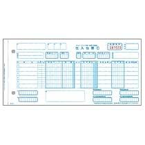 トッパンフォームズ チェーンストア統一伝票 仕入 手書き用(伝票No.有) 5P 10.5×5インチ C-BH15 1箱(1000組)