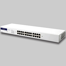 エレコム 1000BASE-T対応 スイッチングハブ 24ポート メタル筐体 ホワイト EHB-UG2A24 1台