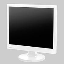 グリーンハウス 17型TFTカラー液晶ディスプレイ LEDバックライト採用 ホワイト GH-LCS17A-WH 1台