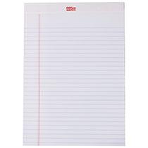 オフィスデポ リーガルパッド レターサイズ ホワイト 50枚 5658 1パック(12冊)