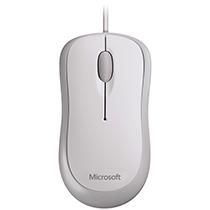 マイクロソフト Basic Optical Mouse USBワイヤード ホワイト P58-00070 1個