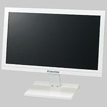 プリンストン 21.5型ワイド液晶ディスプレイ ホワイト PTFWKF-22W 1台
