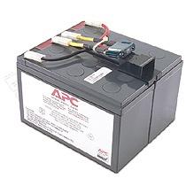 APC UPS交換用バッテリキット SUA500JB・750JB用 RBC48L 1個
