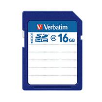 バーベイタム SDHCカード 16GB Class4 SDHC16GYVB1 1枚