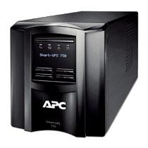 APC UPS 無停電電源装置 Smart-UPS 750 LCD 100V タワー型 750VA/500W SMT750J 1台