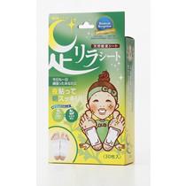 中村 天然樹液シート 足リラシート よもぎ 1パック(30枚)
