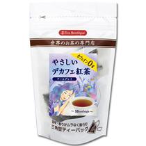 ティーブティック やさしいデカフェ紅茶 アールグレイ 1.2g 1パック(10バッグ)