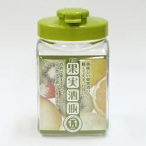 タケヤ化学工業 TAKEYA 液体密封瓶 F角型 1.1L 1個