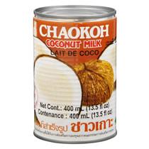 アライドコーポレーション チャオコー ココナッツミルク 400ml 1缶