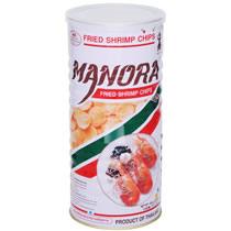 アライドコーポレーション マノーラ フライドシュリンプチップス(タイエビセン) 100g 402475 1缶