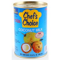 ユウキ食品 ココナツミルク 4号缶 400ml 1缶