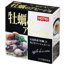 ホテイフーズ 牡蠣のアヒージョ 75g 1缶