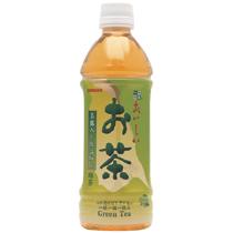 サンガリア 一休茶屋 おいしいお茶 500ml ペットボトル 1セット(24本)